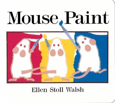 Mouse paint 封面