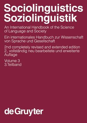 Sociolinguistics  Soziolingusistk: An Interna