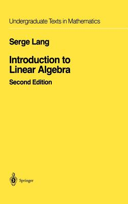 Introduction to linear algebra /