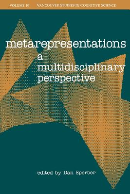 Metarepresentations: A Multidisciplinary Pers