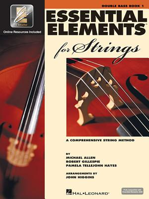 Essential Elements for Strings: A Comprehensive String Method, Double Bass Book 1