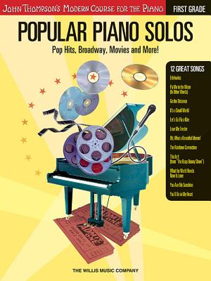 Popular Piano Solos ~ First Grade: Pop Hits B