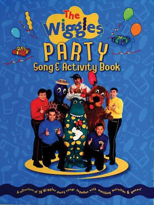 The Wiggles Party Song   Activity Book