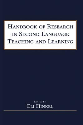 Handbook of research in second language teaching and learning /