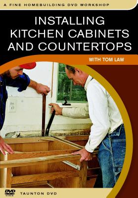 Installing Kitchen Cabinets and Countertops