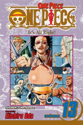 One Piece 13: It's All Right^!