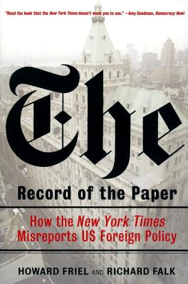 The Record of the Paper: How the New York Tim