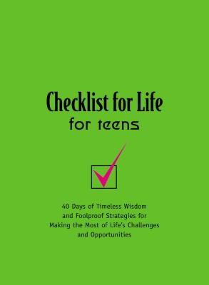 Checklist for Life for Teens: 40 Days of Time