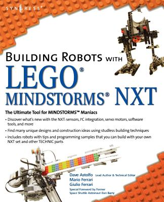 Building robots with Lego Mindstorms NXT.