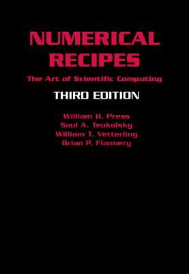Numerical recipes :  the art of scientific computing /