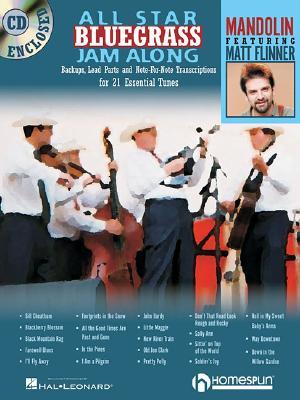 All~Star Bluegrass Jam~Along: For Mandolin :