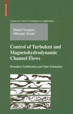 Control of Turbulent and Magnetohydrodynamic