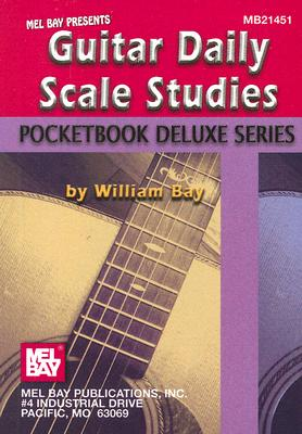 Mel Bay Presents Guitar Daily Scale Studies
