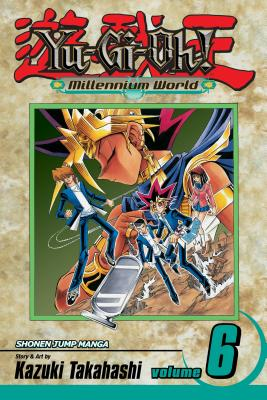 Yu-gi-oh! Millennium World 6: The Name of the Pharaoh