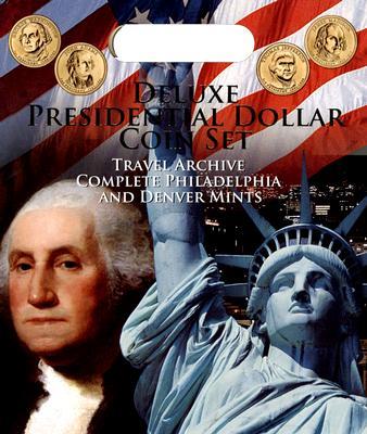 Deluxe Presidential Dollar Coin Set: Travel A