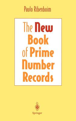 The new book of prime number records /