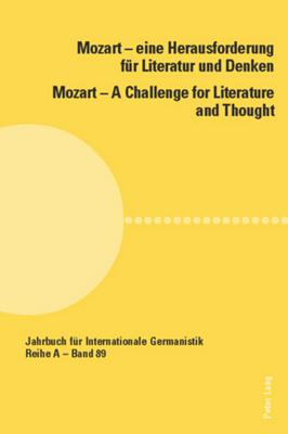 Mozart ~ Eine Herausforderung Fur Literatur U