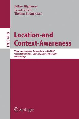 Location~ and Context~Awareness: Third Intern