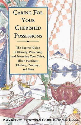 Caring for Your Cherished Possessions: The Ex
