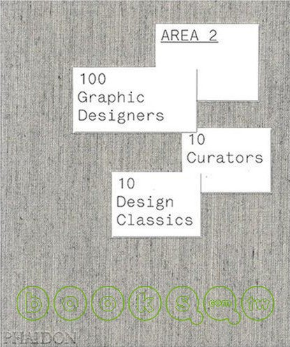 Area 2: 100 Graphic Designers, 10 Curators, 10 Design Classics