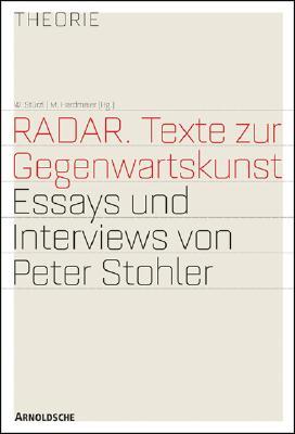 RADAR: Texte Zur Gegenwartskunst  Texts on Co
