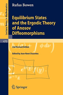 Equilibrium States and the Ergodic Theory of