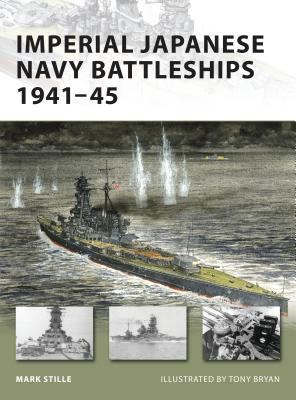 Imperial Japanese Navy Battleships 1941~45