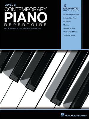Contemporary Piano Repertoire: Rock Swing Blu