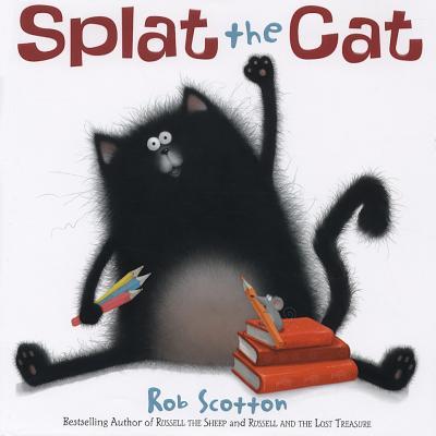 Splat the cat 封面