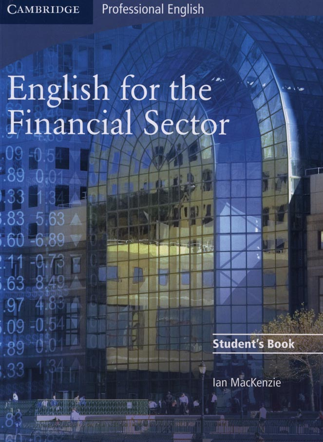 English for the financial sector /