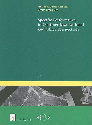 Specific Performance in Contract Law: Nationa