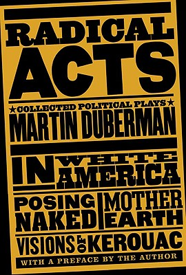 Radical Acts: Collected Political Plays