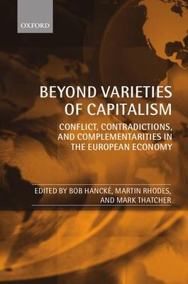 Beyond Varieties of Capitalism: Conflict Cont