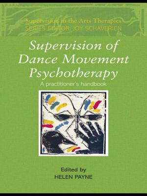 Supervision of Dance Movement Psychotherapy: