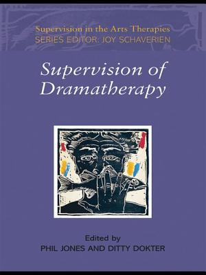 Supervision of Dramatherapy