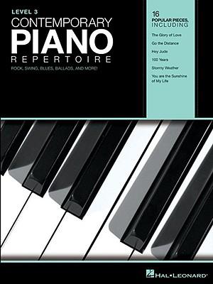 Contemporary Piano Repertoire: Level 3: Rock