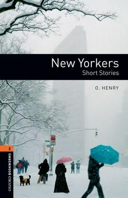New Yorkers: Short Stories Stage 2