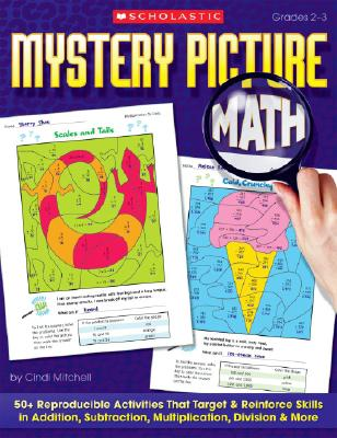 Mystery Picture Math, Grades 2-3
