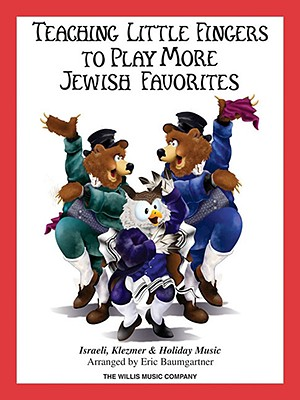 Teaching Little Fingers to Play More Jewish F