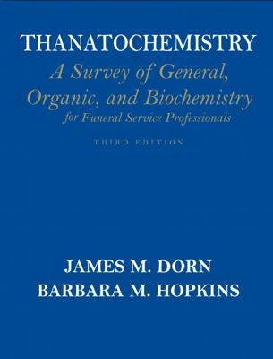 Thanatochemistry: A Survey of General Organic