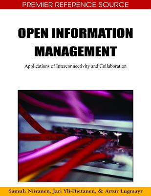 Open Information Management: Applications of