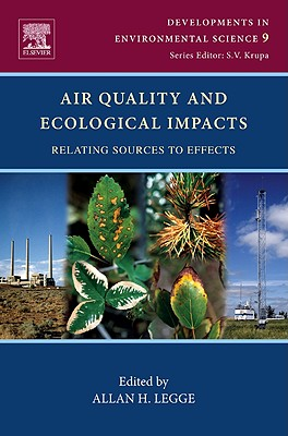 Air quality and ecological impacts : relating sources to effects /