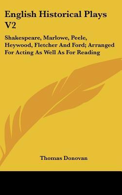 English Historical Plays: Shakespeare Marlowe