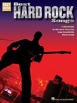 Best Hard Rock Songs: Easy Guitar With Notes