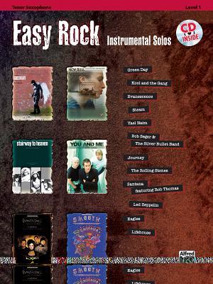 Easy Rock Instrumentals Level 1: Tenor Sax