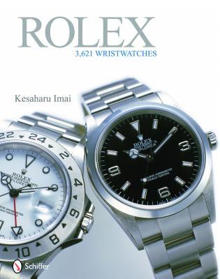 Rolex: 3 621 Wristwatches