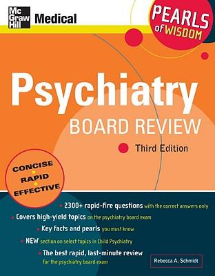 Psychiatry Board Review