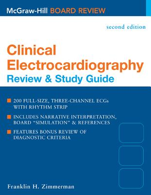 Clinical Electrocardiography: Review and Stud