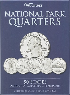 National Parks Quarters: 50 States District o