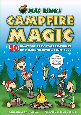 MAC King's C fire Magic